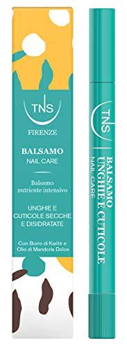 Balsamo nutriente intensivo per unghie e cuticole secche e disidratate - 1 pz - Tns Cosmetics