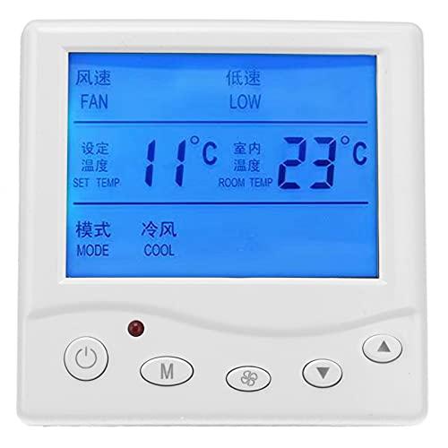 Termostato inteligente, termostato de calefacción de suelo...