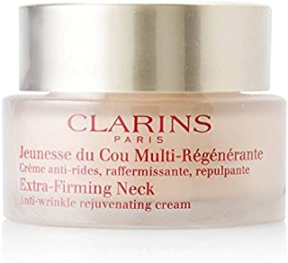 Clarins Extra Firming Neck Anti-Wrinkle Rejuvenating Cream, 50ml