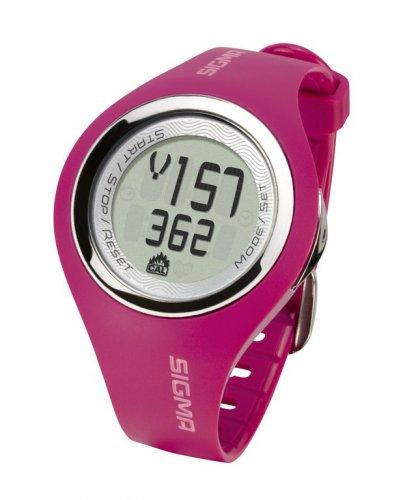 Sigma montre cardio PC 22.13 femme rose