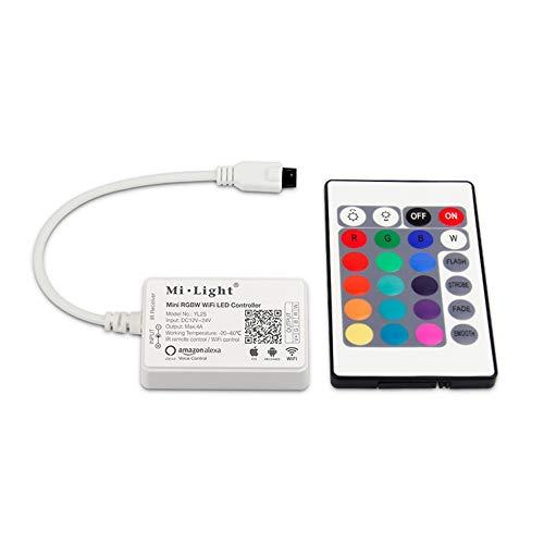 Mi-light Mini Wifi LED Strip Controller für RGB LED Streifen Modell YL1S kompatibel Aazon Alexa 2972 Rgbw