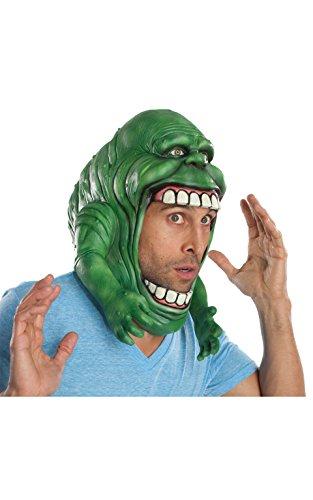 Máscara de cabeza oficial de Rubie's de Moquete de Los Cazafantasmas, accesorio para Halloween