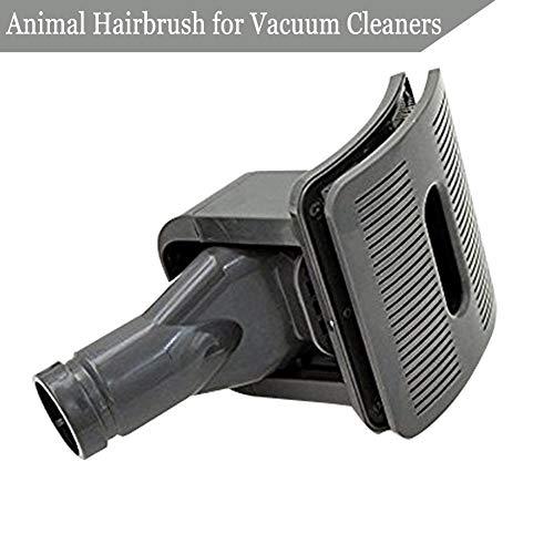 YanBan pour Animal Domestique Chien Outil de Remplacement Groom Brosse pour Dyson Convient pour Medium ou Chiens à Poils Longs