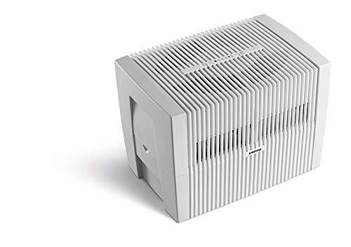 VENTA Airwash Original LW45 für Räume bis 55 m², weiß-grau, UK-Stecker