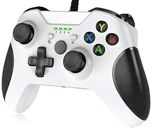YCCSKY - Mando de juego con cable para Xbox One, control de...