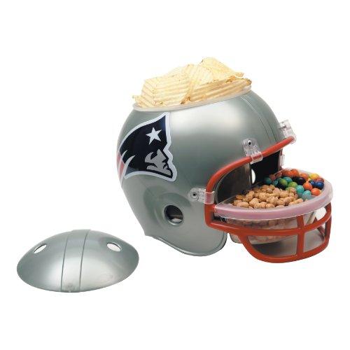 NFL New England Patriots Snack Helmet
