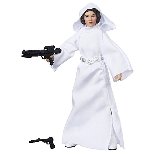 Star Wars Rogue One - Figura Princesa Leía Organa, 15 cm (Hasbro B9803ES0)