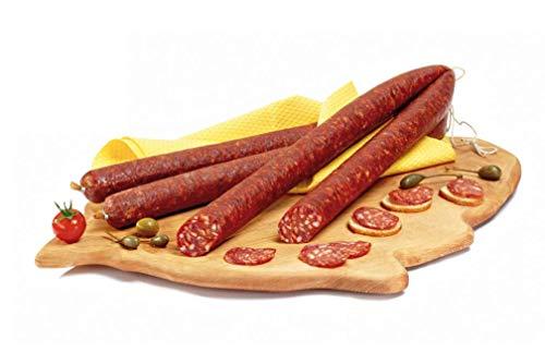 Salsiccia piccante - scharfe italienische Stangen-Salami - Doppelpack (mind. 1kg)