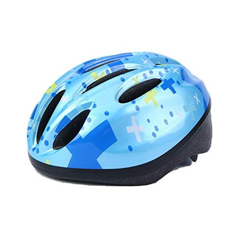 Adult Helmets Casco de Bicicleta para niños 2-8 años Casco de niño...