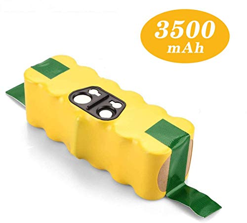 Reoben Roomba Batería 14.4V 3500mAh Ni-MH...