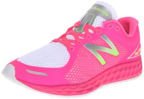 New Balance Kids Girl's Fresh Foam Zante v2 Breathe (Little Kid/Big Kid),...