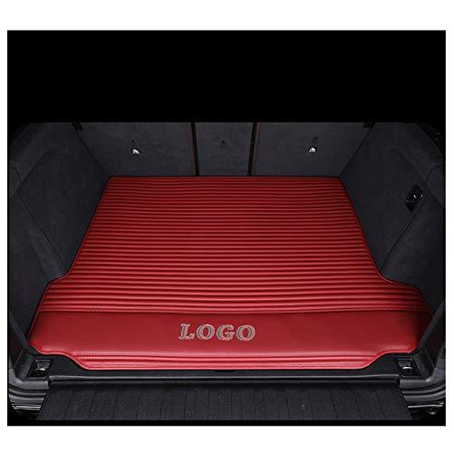 LUVCARPB Alfombrillas para Maletero Interior de Coche, aptas para Mercedes Benz W245 W246 B Clase B160 B180 B200 B220 B260, Accesorios Impermeables para alfombras de Coche