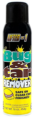 Lifter-1 Bug & Tar Removers Tough Bugs and Tar from Automobiles, 16.0 ounces
