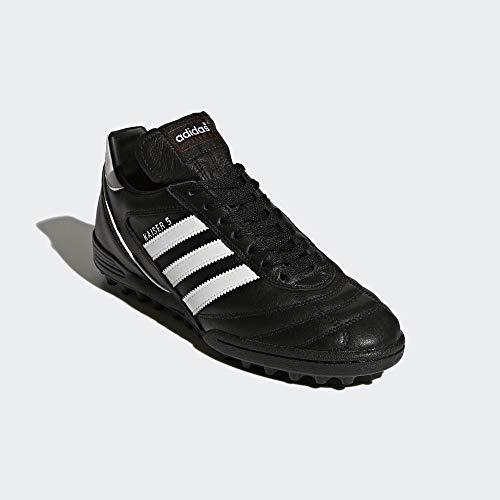adidas Herren Kaiser 5 Team Fußballschuhe, Schwarz (Black/Running White FTW), 44 EU - 3
