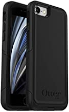 OtterBox COMMUTER SERIES Case for iPhone 8/7 (NOT PLUS) - Retail Packaging - BLACK