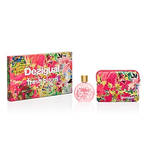 Desigual Parfum Coffret Fresh Bloom 100 ml/Trousse Harriet
