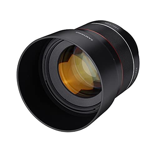 Samyang -   Af 85mm F1.4 E für