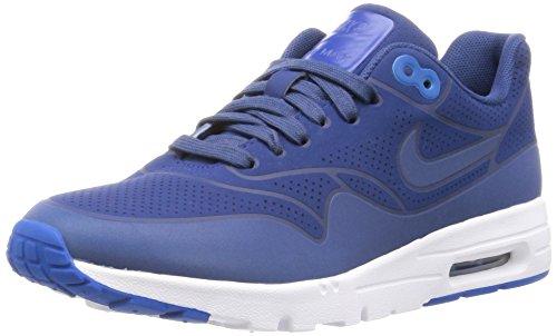 Nike Damen Air Max 1 Ultra Moire Sneakers, Blau (Coastal Blue/Coastal Blue), 37.5 EU