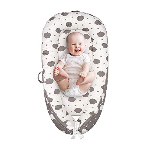 Baby Lounger, Baby Nest for Newborn Bassinet Bed Portable | Amazon