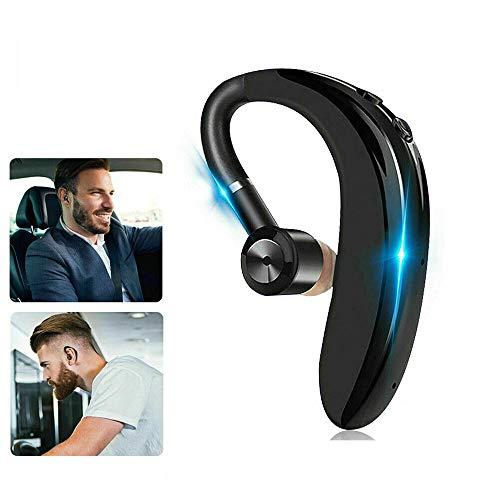 Bluetooth business headset sport-draadloze headset 180 ° draaibare beugel type 5.0 Bluetooth headset 180 H lang stand-by voor telefoonoproepen stil muziek