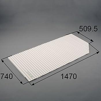 お風呂のふた トステム バスルーム 風呂ふた 巻きふた (右用) 商品コード : RGFZ113