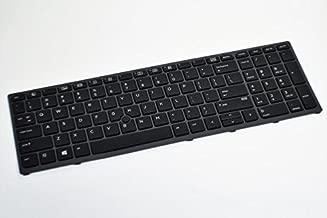 HP ZBook 15, 17 G3 Backlit Keyboard NSK-CZ0BC PK131C32A00