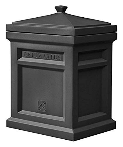 Step2 583199 Express Package Delivery Box, 31'H x 18'W x 23'D, Black