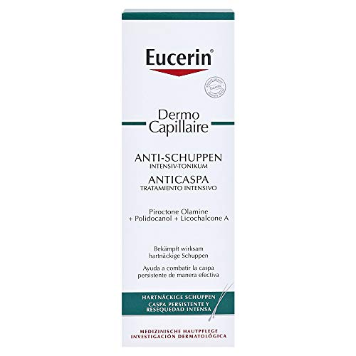 Eucerin DermoCapillaire Anti-Schuppen Intensiv-Tonikum, 100 ml Lösung