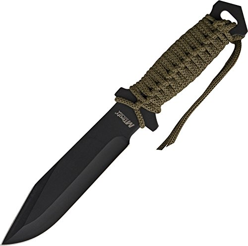 MTECH USA MT-528C Fixed Blade Knife 10.5-Inch Overall,Small