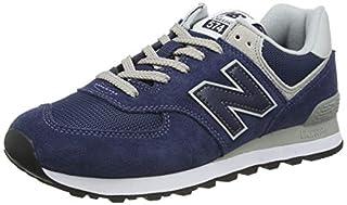 New Balance 574 Core Zapatillas Hombre, Azul (Blue Navy ...