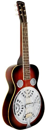 Gold Tone Paul Beard Signature Series PBS Squareneck Resonator Guitar (Vintage Mahogany) thumbnail image