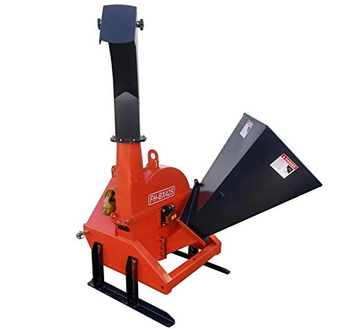 Best Price Farmer Helper Wood Chipper 4dia. Cat.I 3pt 16HP+ Rated (BX42)