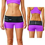 Altapolo Si Belt - Sacroiliac Belt for Women and Men, Si Joint Hip Brace for Lower Back, Leg and Pelvic Support, Lumbar Nerve and Sciatica Pain Relief - Trochanter Belt for Pelvic Tilt Correction