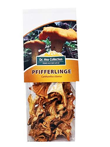 Dr. Ana Collection - getrocknete Pfifferlinge gezupft (20g) - erhältlich in den Varianten 20g - 50g