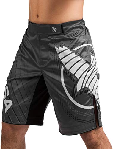 Hayabusa Chikara 4 MMA Fight Short - Grey, Medium