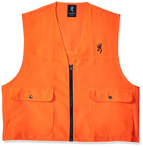 Browning 3051000103 Vest Safety, Blaze,L