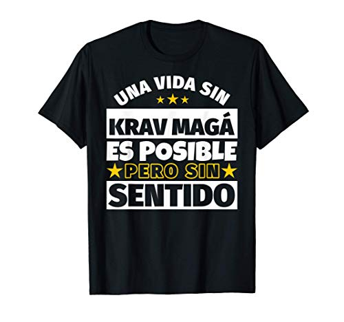 Krav magá regalo gracioso Camiseta