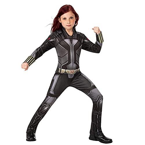Rubies 3702134 - Black Widow Movie - Child - Kinder Kostüm (L)