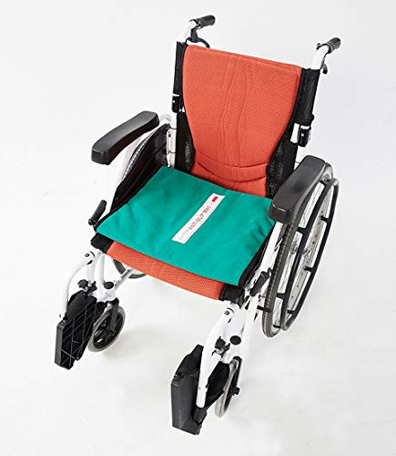 車椅子用クッション介護滑り止めマットチェアパッド座面ずれ落ち防止ノンスリップマット車いす用ずり落ち転倒防止床ずれ防止チェアパッド車椅子座位保持クッション滑り止め付き介護用座布団福祉用具高齢者介護用品