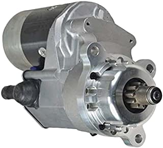 NEW IMI STARTER FITS CASE TRENCHER DH5B TF1000 207 DIESEL UNILOADER 1845S 104-4307 APS4307 104202A1 2743536 1998505