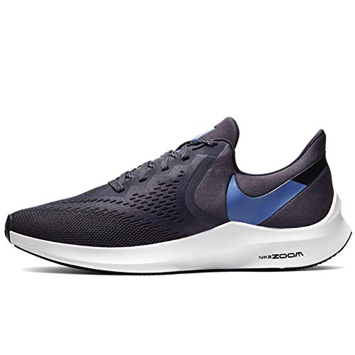 Nike Zoom Winflo 6, Zapatillas de Running para Hombre, Gridiron/Mountain Blue/Black/Vast Grey, 45 EU