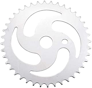 Wald Chrome Plated BMX/Single Speed Bicycle Chainring (36T)