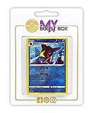 Sharpedo 12/73 Holo Reverse - Myboost X Epée et Bouclier 3.5 La Voie du Maître - Box de 10 Cartas Pokémon Francés