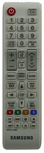 Control Remoto para Samsung LT24D391EW LED TV Monitor - con Dos Pilas 121AV AAA Incluidas