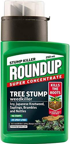 Tree Stump Killer Root Killer Prfessional Roundup Tree Stump & Root Killer 250ml