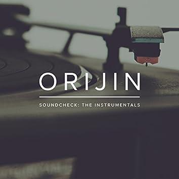 Soundcheck: the Instrumentals