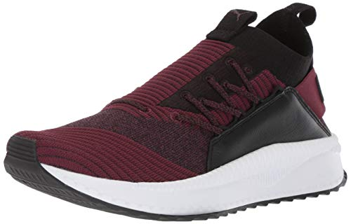 Puma Men 's Tsugi Jun Sneaker, Fig-Shadow Purple Black, 11.5 D(M) US
