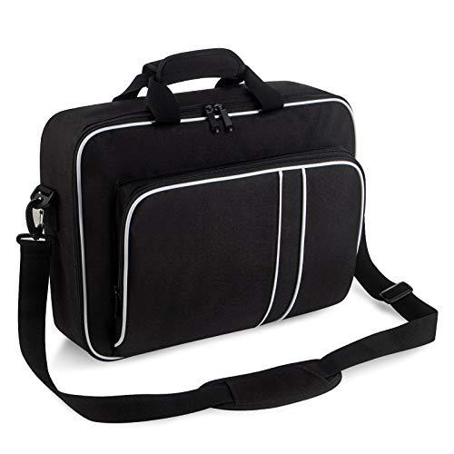 Tasche PS5, Marvelights PlayStation 5 Cases Tasche Leichter Reisespeicher Schützende Schulterhandtasche für Konsole für PlayStation 5 Pro/Xbox One X