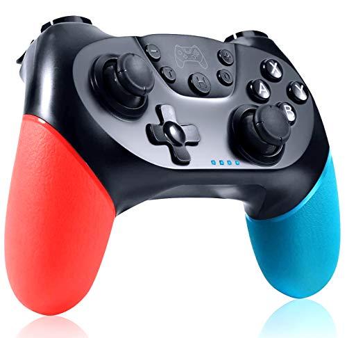 ELYCO Mando para Nintendo Switch, Bluetooth Pro Controlador Inalámbrico Switch Pro Gamepad...