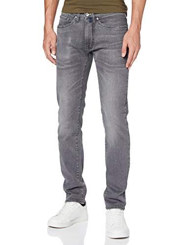 Pierre Cardin Herren Antibes Jeans, Grau, 34W 34L EU